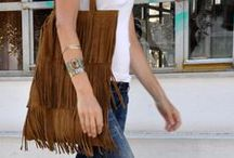 fringe tote byCACHE / NEW TOTE byCACHE
