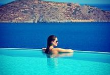 Holidays is What You Make Them! / At Elounda Gulf Villas we know your holiday is important. For us, it's not about new customers but making new friends, who enjoy their holidays in Crete. http://goo.gl/QZJENH