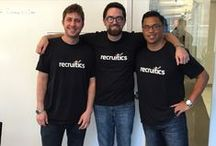 Recruitics Moments / Take a look inside the Recruitics team events, meetings and gatherings.