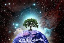 G a l a x y / stars, space, planets, nebulas