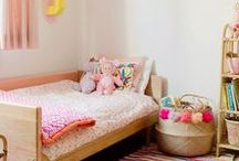 Room | Girls / Ideas for Eloise's room and other little girls.