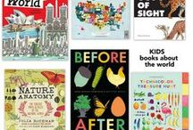 Books | Wish List For Kids / Wonderful, magical world of books - books are essential tools to help build communication skills, but also to help fuel creative and imaginative play.