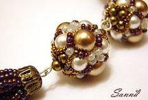 DIY Beaded beads
