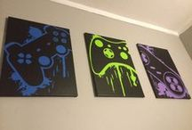 Video Games / #Gaming, video game #Art, and game #Humor.