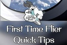 Flying With Kids / Tips for Air Travel