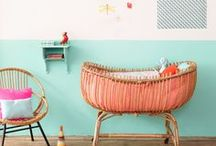 Room | Baby Girl / Ideas and inspiration for a baby girls room.