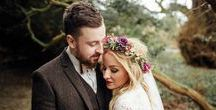 The Wingfield's Autumnal Wedding / #beautiful #autumn wedding photogrpahy taken at Blessingbourne Estate