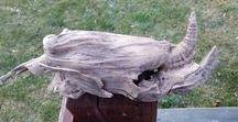 Moje výrobky / Prívesky z dreva.