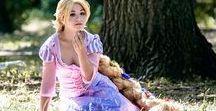 Disney cosplay ~ Tangled   Rapunzel