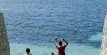 Trauminseln in der Karibik / Sommer, Sonne und türkisfarbenes Meer, das ist die Karibik. Stimmt. Aber es gibt noch viel mehr zu entdecken und die Inseln sind so unterschiedlich. Ich möchte unbedingt wieder zurück und damit die Sehnsucht zu ertragen ist, habe ich dieses Karibikboard angelegt . #Karibik #Trauminsel