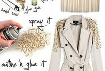 DIY Clothes  / by danyela pacheco