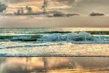 Beach and Ocean Love