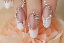 Nails ™ / Wonderful Tutorials on epressing ourselves with our nails & how to maintain them. / by Juanita Fortier
