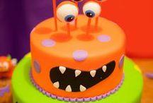Monster Bash Party / visit us on www.owliepowlie.com