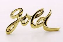 Gold / by monica frings