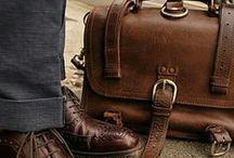 I'm a bag boy! / Bags for men / by Nilo Peña
