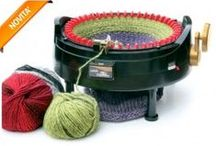 Addi Express Knitting Machine / Please help support our club. www.sjamusic.org/crochethome.html