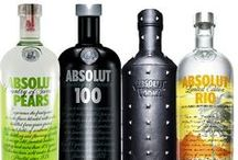 Absolute Vodka Packaging