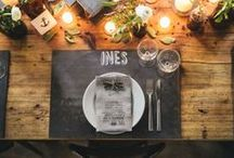 WT // Table Settings & Centerpieces