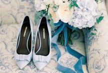 WT // Blue Wedding
