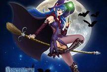 witch / boooooooooooooo