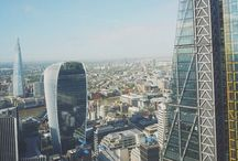 The best views over London / Best views from rooftops, hills or anywhere high in the sky, in London.