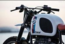 Scrambler Motorcycles / Referências de motos Scramblers para uma futura personalização de uma moto comum para o estilo Scrambler.