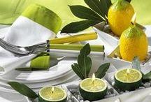 Lemon & Lime / by monica frings