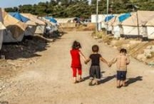 Refugees / These photo's were taken in a few refugee camps in Kurdistan, Irak in 2015. Most of the people are Yazidi.