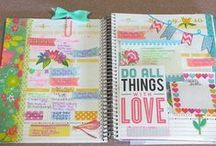 Calender&bible journaling