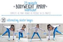 Simple Fitness / Simple ways to bring some more fitness into your life!