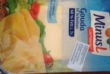 Lactosevrij beleg/broodjes