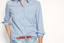 Sustainable Ethical Blouses and Shirts / A resource for finding the perfect ethical and sustainable blouse.