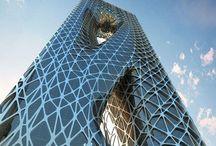 ARQUITECTURA MODERNA / Edificios del futuro, hoy.