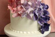 MY FAVORITE CAKES (PASTELES) / Me gusta verlos, pero me encantaría comérmelos.