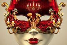 Máscaras MASKS / La magia se siente en estas máscaras.