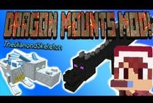 Minecraft / My Minecraft Mod Showcases, and let's plays.
