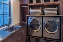 CUARTO DE LAVADO / Lavar la ropa en un lugar agradable es muy bueno.