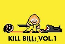 8-Bit Movie Posters [Eric Palmer]
