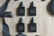 Organic Perfumes / Beautiful, Organic Perfume without the hormone-disrupting nasties.