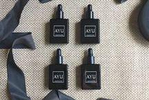 Organic Perfumes / Beautiful, Organic Perfume without the hormone-disrupting nasties.