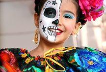 MEXICO Y SUS COLORES / Los colores y los sabores de México, inigualables....