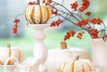 Cute fall & Halloween ideas