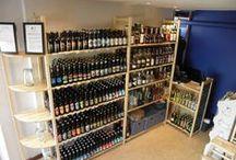 Shelfstore Shelving in Shops / Some fab shops showcasing our shelves