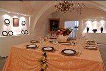Ceramic Royal Collection / Nel marzo del 2011 le sale del #MIDeC hanno ospitato il servizio reale. Ceramiche pregiate per un'esposizione d'effetto tra storia ed eleganza.