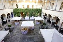 Wedding Day / Sulle rive del #LagoMaggiore una location unica e prestigiosa tra opere d'arte.  Il MIDeC Museo Internazionale del Design Ceramico mette a disposizione #PalazzoPerabò per festeggiare il vostro giorno più bello, una ricorrenza speciale, un evento da ricordare.