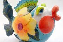 Ceramic Animals Zoo