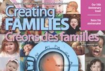 Creating Families / http://fertilitymatters.ca/1-in-6-stories/creating-families/
