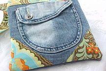 Recycle_denim & fabric