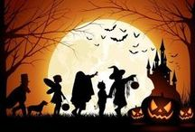 HALLOWE'EN Hocus Pocus 2 / MORE Hallowe'en hi jinx to make this holiday a haunting and spooktacular occasion! Frightful and eeriesistible ideas for my most favorite time of the year. Enter if you dare to an unending madness of Hallowe'en  jovialness. / by Nelson Failing